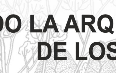 DIBUJANDO LA ARQUITECTURA DE LOS ÁRBOLES CON FRANCIS HALLÉ. 13 NOVIEMBRE 2021. PRESENCIAL Y ONLINE